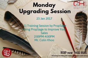 Monday Talk 23012017