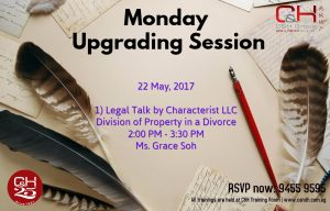 Monday talk 22052017